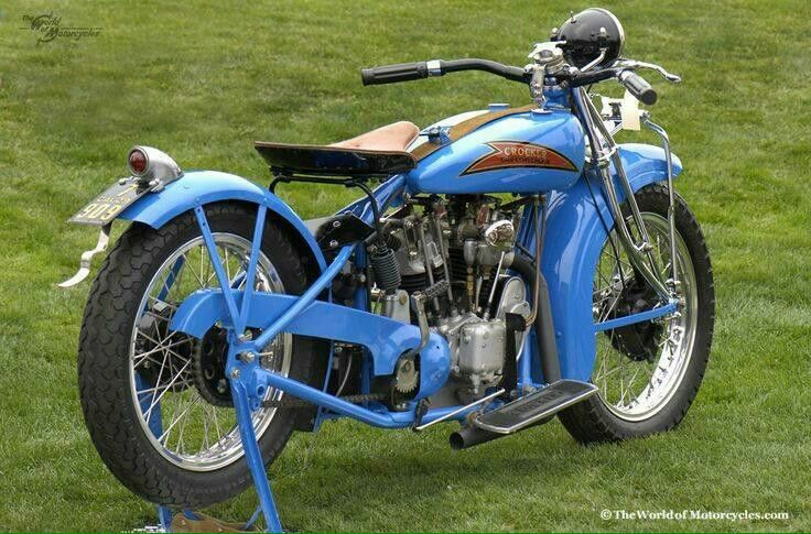 17 best images about crocker motorcycles on pinterest for Crocker motors used cars