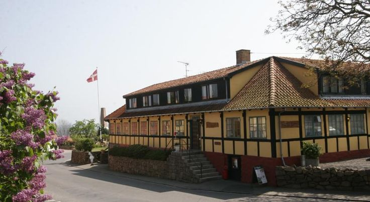 Hotel Pepita Allinge This hotel is set in a 16th-century half-timbered building in picturesque Sandvig village, on Bornholm island. The medieval-era Hammershus Fortress is 2 km away. Parking and Wi-Fi access are free.