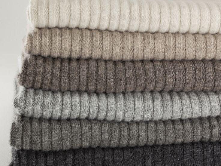 Bemboka Angora and Wool Wide Rib Luxury Throw from www.lavenderhillinteriors.com.au