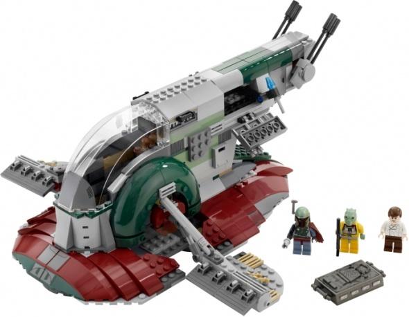 Lego Slave 1 Set 8097