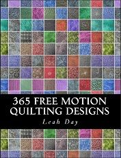 365 free motion quilting designs | quilting book. Soon to be in book form.