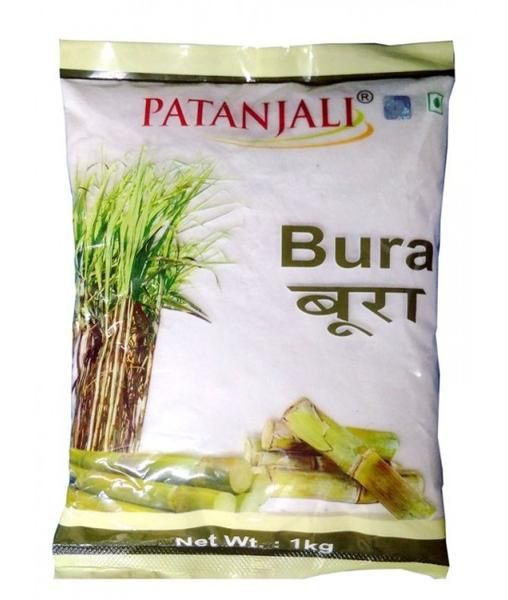 Patanjali Bura processed from best quality of Sugarcane & no chemicals are used during processing. Patanjali Bura is prepared hygienically so that you can enjoy its good taste. BURA 1kg Price Rs.80