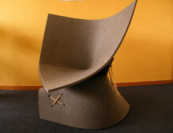The FF1 Armchair A Product Of Cooperation Between The Two Belgian Designers  James Van Vossel And