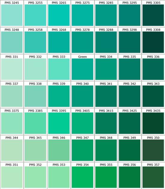 Best 25+ Pantone green ideas on Pinterest Forest green color - sample pantone color chart