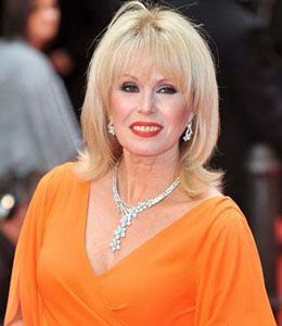 Joanna Lumley age, husband, young, nile, son, gurkhas
