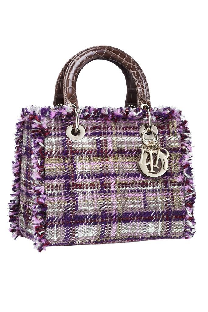 Statement Bag - Purple nature by VIDA VIDA JlKajge