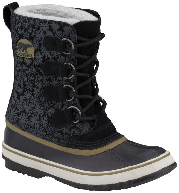 Sorel Women's Snow Boot | Cute stylish snow boots | Pinterest ...