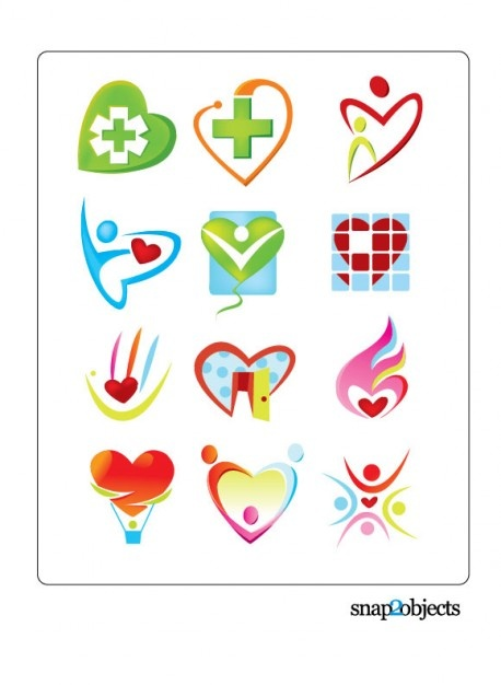 Medical health logo logo pinterest health logos and for Logo suggestions free
