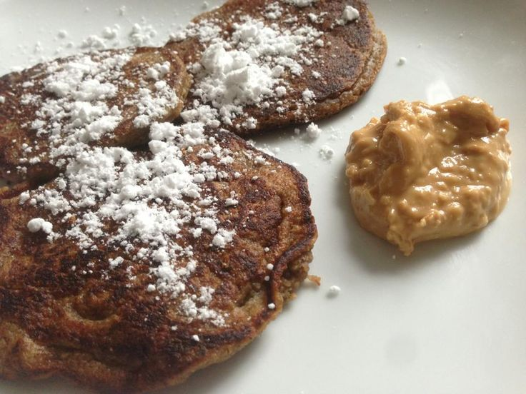Pandekager med glutenfri havregryn