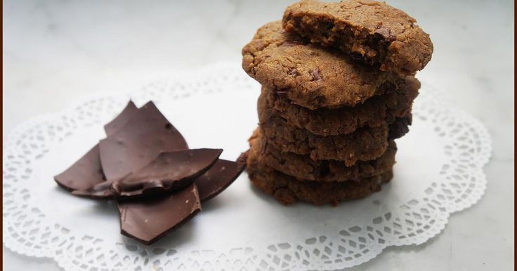 Cookies vegan e gluten free - Ricette di non solo pasticci