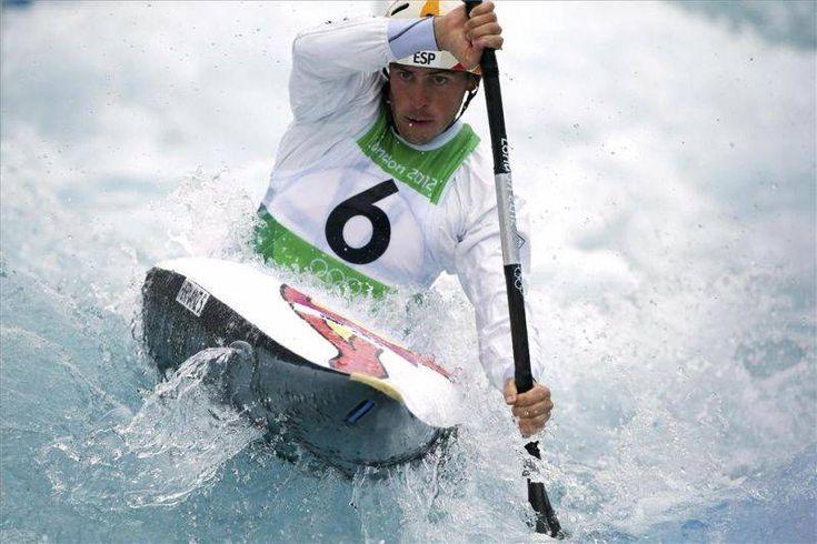 Samuel Hernanz / Piragüismo (slalom kayak K1) / Diploma Olímpico (5º puesto)