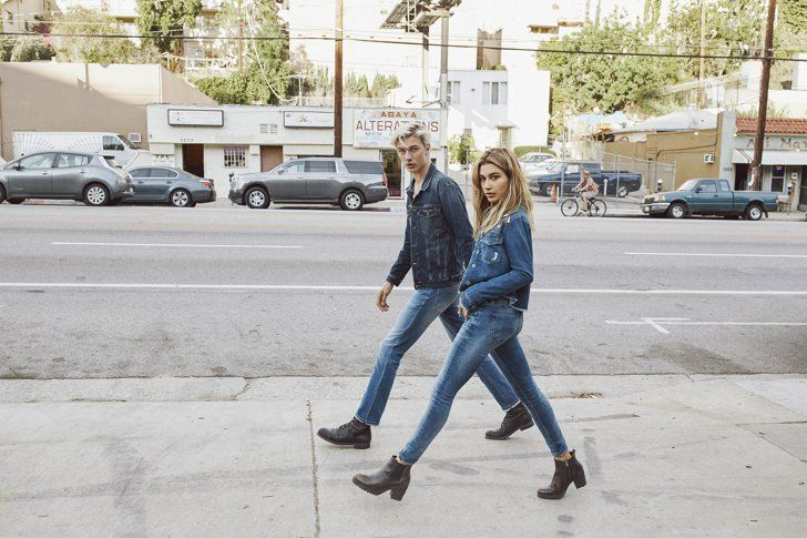 Pin for Later: Hailey Baldwin Is the Face of Tommy Hilfiger Denim —in the Sexiest Mom Jeans Yet