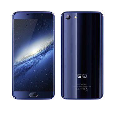Elephone S7 5.5 inch Fingerprint 4GB RAM 64GB ROM Helio X20 Deca Core 4G Smartphone Sale - Banggood.com