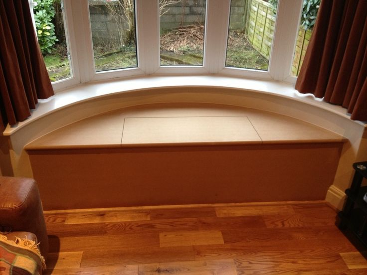 Interior 18 cool and inspiring bay window seat design for Bay window seat cost uk
