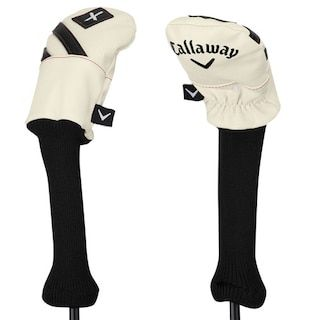 Callaway Vintage Hybrid Headcover - ゴルフ用品通販のフェアウェイゴルフUSA