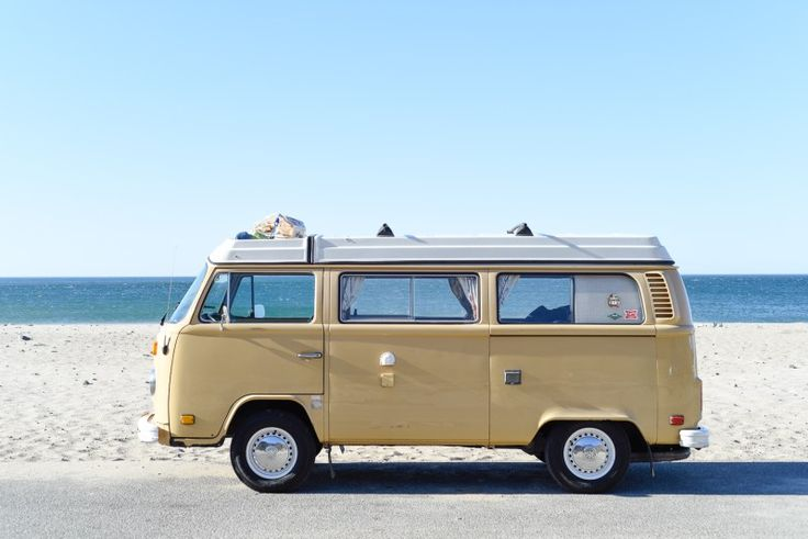 That one time we went on a Pacific Coast Highway surf trip. We fired up a 1979 VW camper bus and headed into the Californian sunset.
