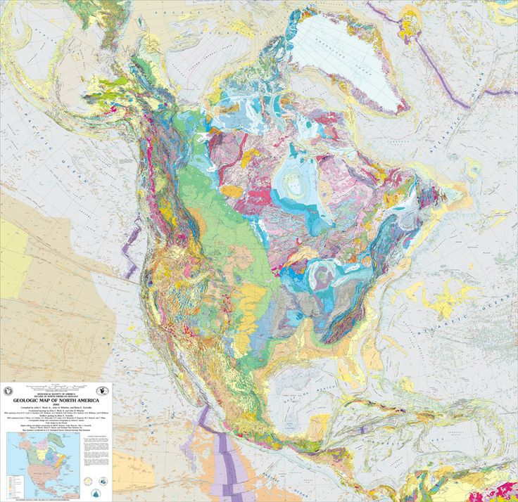 geologic map of north america 2005 113