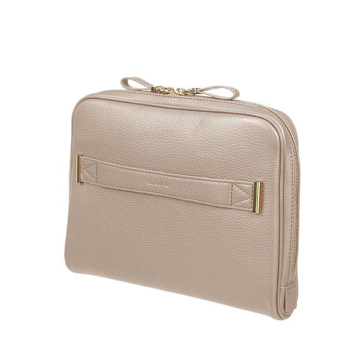 SAMSONITE HIGHLINE Mallette Tablette Holder 9,7 pouces, 28 cm, 3,5 L, Cinder