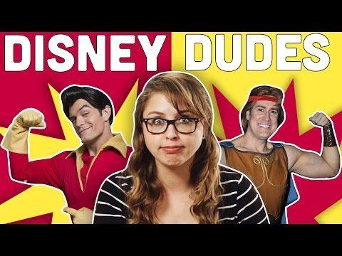 How Disney Stereotypes Hurt Men - YouTube