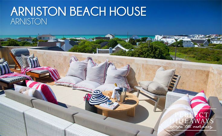 Arniston Beach House. For the owner it's a comfortable family home; for discerning guests it's a dream holiday destination...