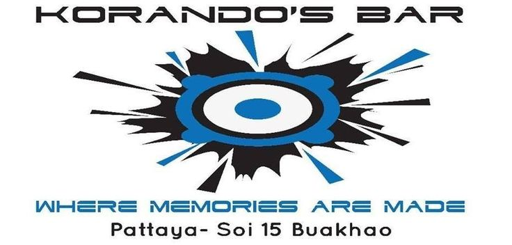 Korando's bar Pattaya
