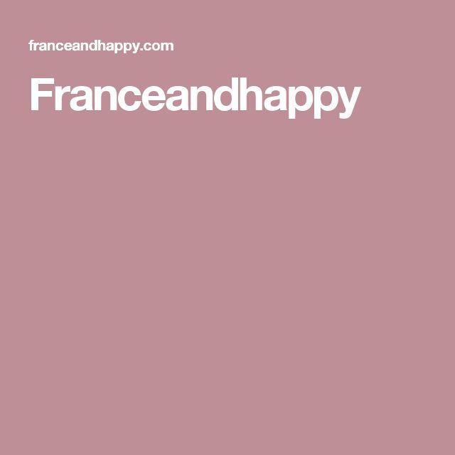 Franceandhappy