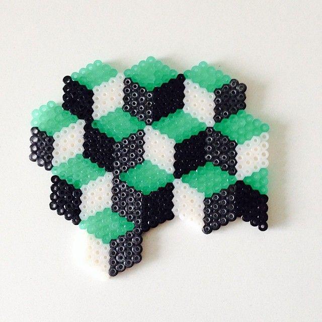 Hama perler design by telmelund