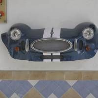 Frontal Shelby Cobra. Vista 1