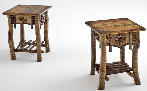 93 best log furniture images on pinterest wooden art for Rustic elegance furniture
