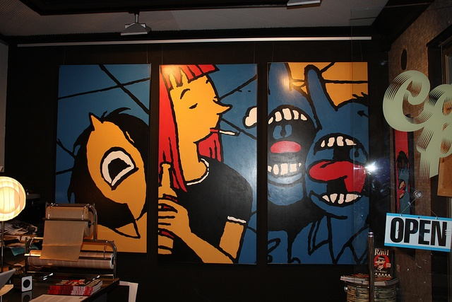 Pep Pintor Pop (Pep Perez Torra): paintings