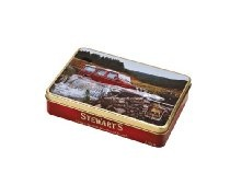 Stewarts #LandRover Defender 110 Off Road Shortbread Biscuit Tin 150  g (Pack of 2) #Christmas