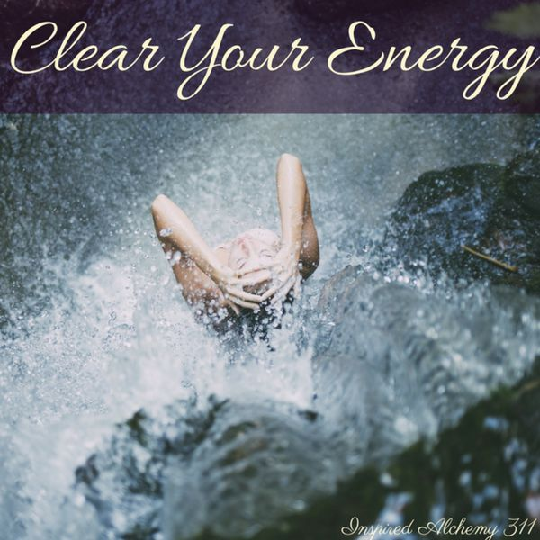 Clearing Negative Energy