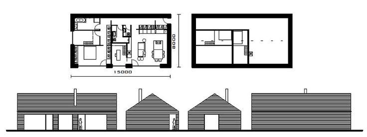 adelaparvu.com despre casa din lemn cu arhitectura moderna, design si arhitectura Miramari Design (20)