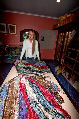 wendy hicks textile art