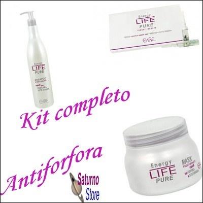 Kit antiforfora per capelli shampoo/tonico/maschera 26,00€ - SuQui Shopping by saturnostore