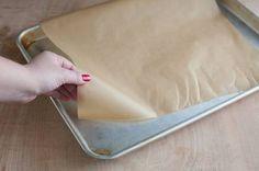 Idáig rosszul használtad a sütőpapírt!