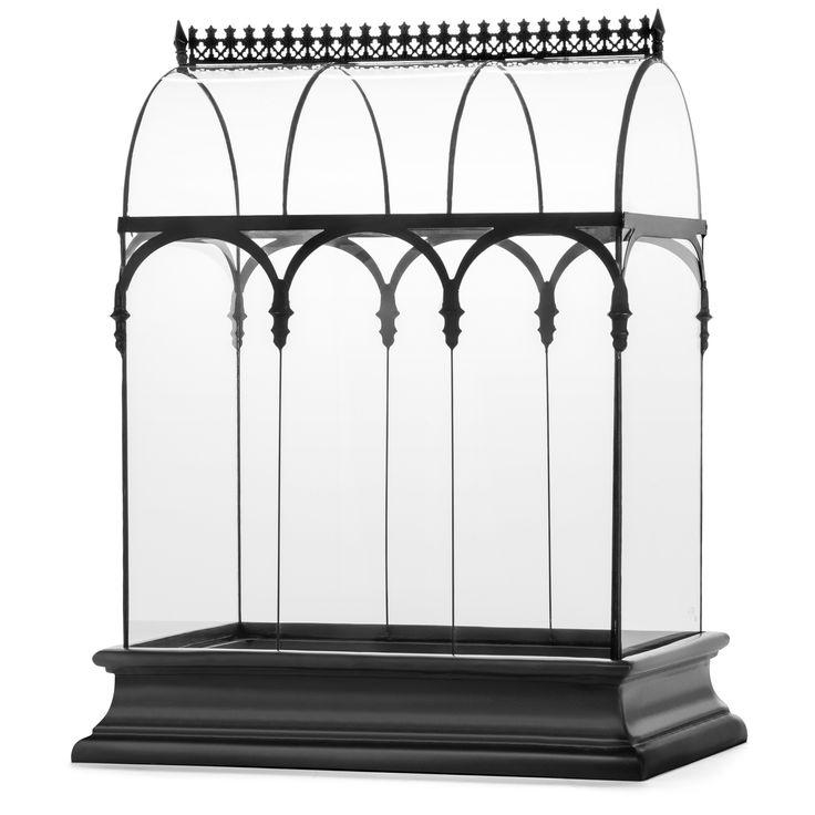 H Potter Barrel Vault Terrarium for sale / $279.50