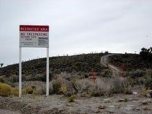 Nevada, Area 51