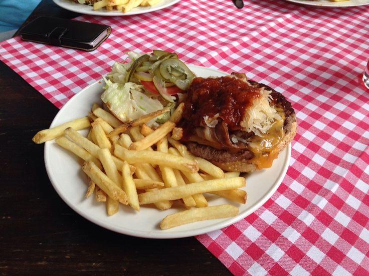 White Trash Fast Food i Berlin, Berlin