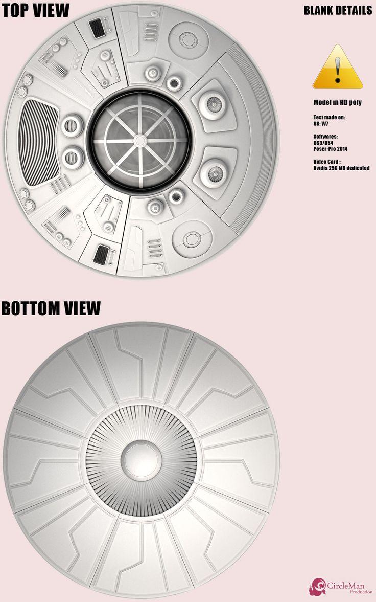 UFO blank details
