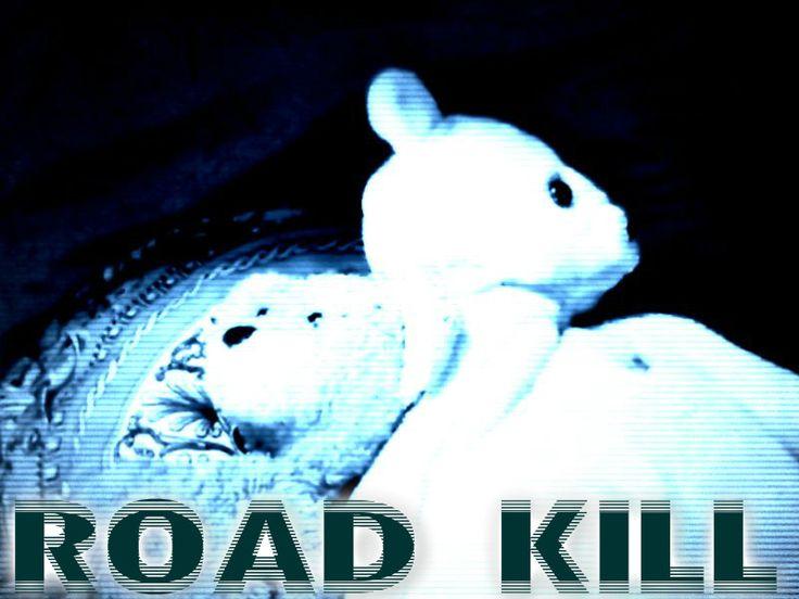 Road kill Official single cover. Wallpaper for desktop