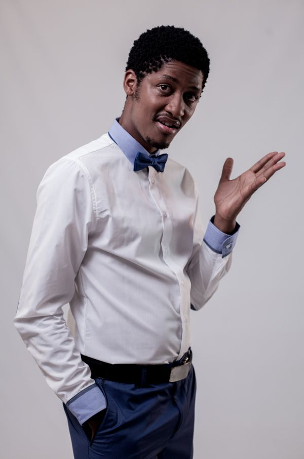 Comedian TD Jokes I Studio Shoot 2014 on Behance