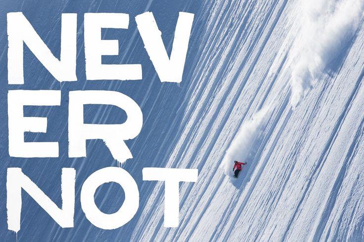 Nike Snowboarding - Never Not Pt1