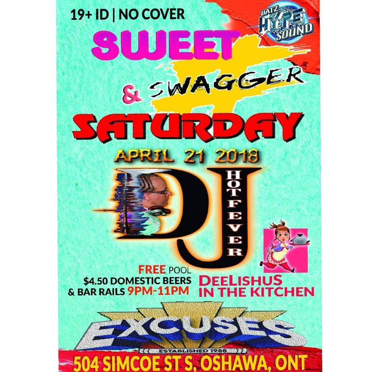 Pin by Get Your DJ Now on DJ Hot Fever Events & Logo's