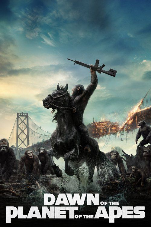 Watch Dawn of the Planet of the Apes (2014) Full Movie Online Free