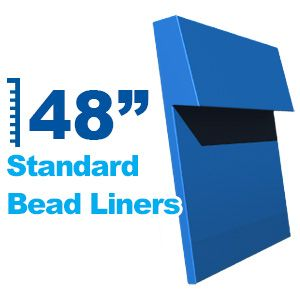 Standard Bead Liners for 48 Inch Pool Wall Heights
