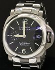 Panerai Luminor Marina PAM 333 Titanium automatic men's watch w/ date  Price 4133.0 USD 44 Bids. End Time: 2017-01-13 02:33:26 PDT