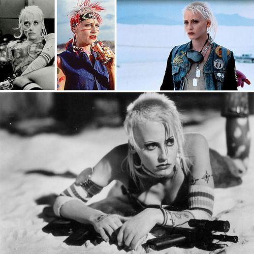 tank girl is a badass lady
