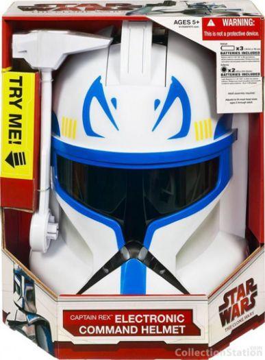 Captain Rex/Stormtrooper electronic helmet.....