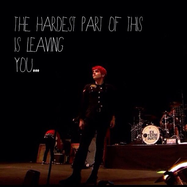 CANCER Chords - My Chemical Romance